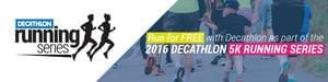 Run for FREE with Decathlon Free Goodie bag & Tshirt