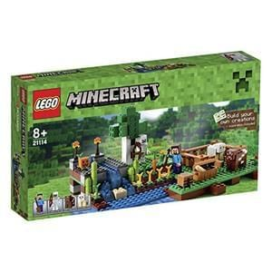 Huge discount on Lego Minecraft Farm set at Amazon