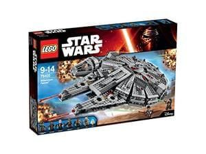LEGO Star Wars 75105 Millennium Falcon - Amazon Discount 26% Off
