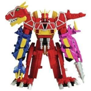 Power Rangers Deluxe Dino Charge Megazord.Save £9 at Argos