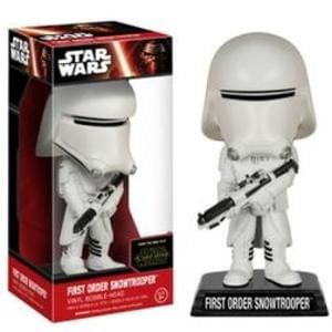 Wacky Wobbler The Force Awakens:First Order Snowtrooper £3.99 Delivered