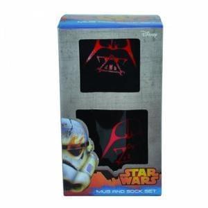 Star Wars Mug and Sock Set Better than Half Price @ the internet gift store