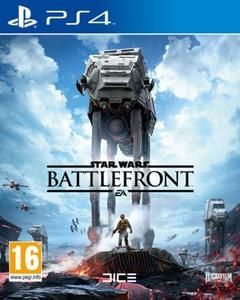 Discounted Star Wars Battlefront PS4 @ Tesco Direct