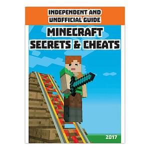 Discount Minecraft secrets and cheats annual 2017 @ The Entertainer