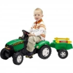 Country Tractor and Trailer AGE 2-5. HALF PRICE AT TOYS R US