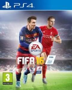FIFA 16 (PS4\Xbox One - Pre Owned)