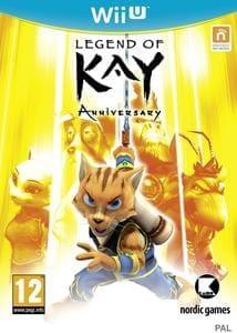 Legend of Kay: Anniversary (Nintendo Wii U)