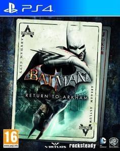 Return To Arkham (PS4\Xbox One)