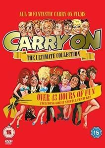 Carry On The Complete Collection DVD £25 at Amazon
