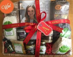 WIN a Hamper of The Little Green Spoon Goodies