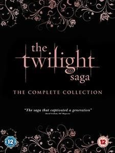 The Twilight Saga: The Complete Collection [5 DVDs]