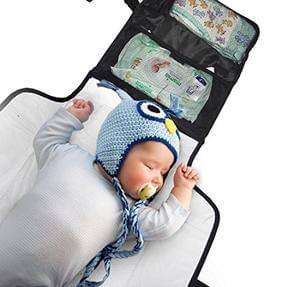 Kid Transit Travel Nappy Changing Mat - Super Amazon Discount