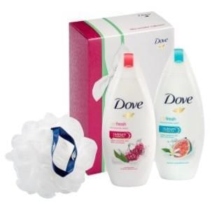 Half Price Dove Bliss Booster Duo Gift Set @ Asda