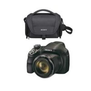 Discount Sony DSCH400 20.1 Megapixel Digital Camera and Bag