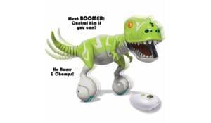 Zoomer Dino Boomer Dinosaur