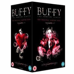 Buffy Complete DVD boxset