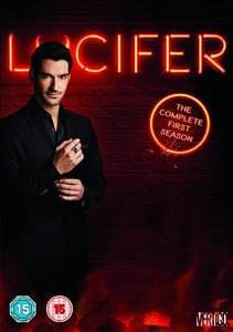 Win Lucifer the Complete First Season DVD
