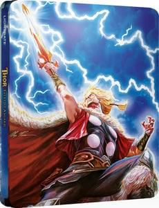 Thor: Tales of Asgard Steelbook Blu-Ray £4.98 Delivered