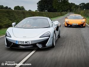 Win a McLaren Technology Centre tour!