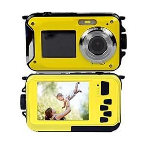 PowerLead Gapo G050 Double Screens Waterproof Digital Camera