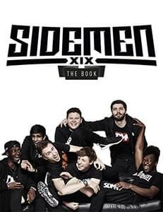 NEW OUT !!! Sidemen: The Book (18th October)