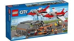 LEGO 60103 City Airport Air Show Construction Set