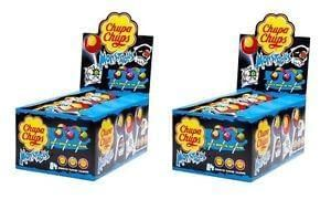 2x Chupa Chups Monstrous Lolly x24 Halloween Treats @ ebay
