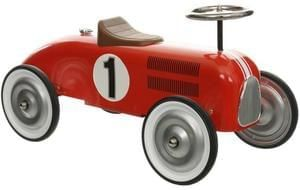 Halfords Ride on Car: Racing Red for Kids Deal