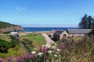 Win a four-night break in the Aberdeenshire village of Pennan