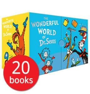 The Wonderful World of Dr Seuss Collection - 20 Books