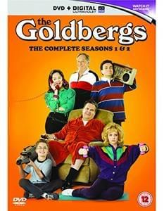 The Goldbergs - Season 1-2 [DVD] @ Amazon