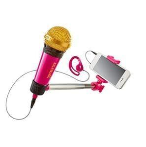 SelfieMic. Selfie Stick Microphone