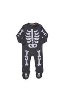 Halloween Costume for Kids: All-in-one Skeleton