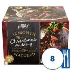 Discount Finest Christmas Pudding @ Tesco