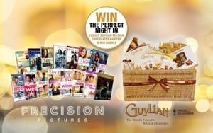 Win a luxury hamper of Guylian, the worlds favourite Belgian chocolates