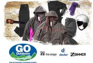 WIN SKI FLIGHTS And outfits for you and 5 friends!*