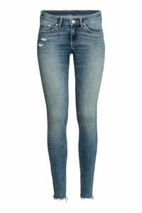 H&M Sale: Super Skinny Low Jeans