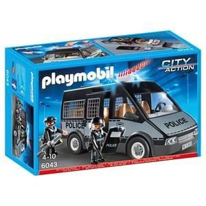 Playmobil City Action Police Van