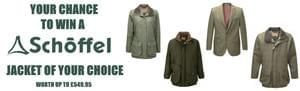 Win A Schoffel Jacket Of Your Choiceworth Upto 549 95