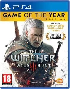 The Witcher 3: Wild Hunt - Game of the Year Edition PS4 Save £8 @ Tesco