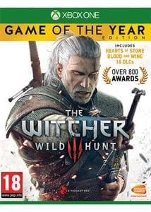 The Witcher 3: Wild Hunt GOTY (PS4\Xbox One)