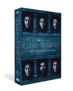 HALF PRICE! Game of Thrones - Season 6.  #1 BEST SELLER