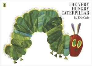 The Very Hungry Caterpillar - Board book (9 months to 2 years)