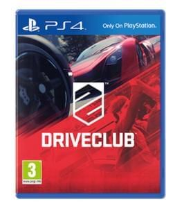 Driveclub (PS4 - Pre Owned)