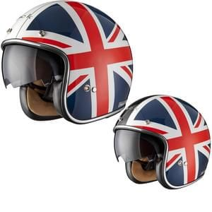Discount Black Jack Limited Edition Motorcycle Helmet Save £40 @ Ghost Bikes
