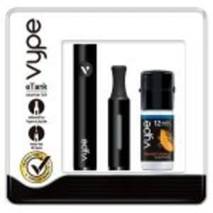 Discount Vype eTank Starter Kit - e-cigarettes Save £10 @ Superdrug