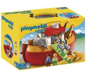 Playmobil 6765 Noah's Ark. SUPER HALF PRICE BARGAIN. Age 18m+
