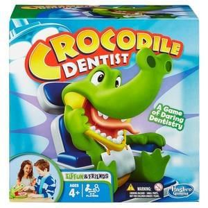 Crocodile Dentist Game - (Elefun and Friends)