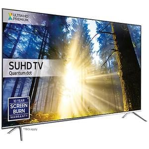 Samsung UE55KS7000 SUHD HDR 1,000 4K Ultra HD Quantum Dot Smart TV, 55 wit