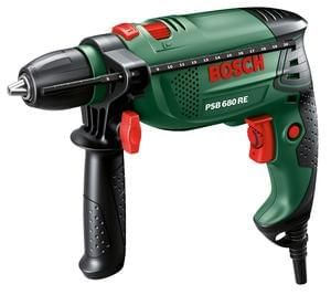 Discount Bosch 680 W Corded Hammer Drill Save £9 @ B&Q